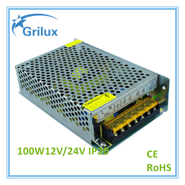 110v3.3a led driver promotion 1u low profile switching power supply