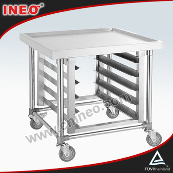 Restaurant Commercial Stainless Steel GN Trolley Or GN Cart