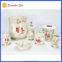 home and garden porcelain decoration products bathroom accessory