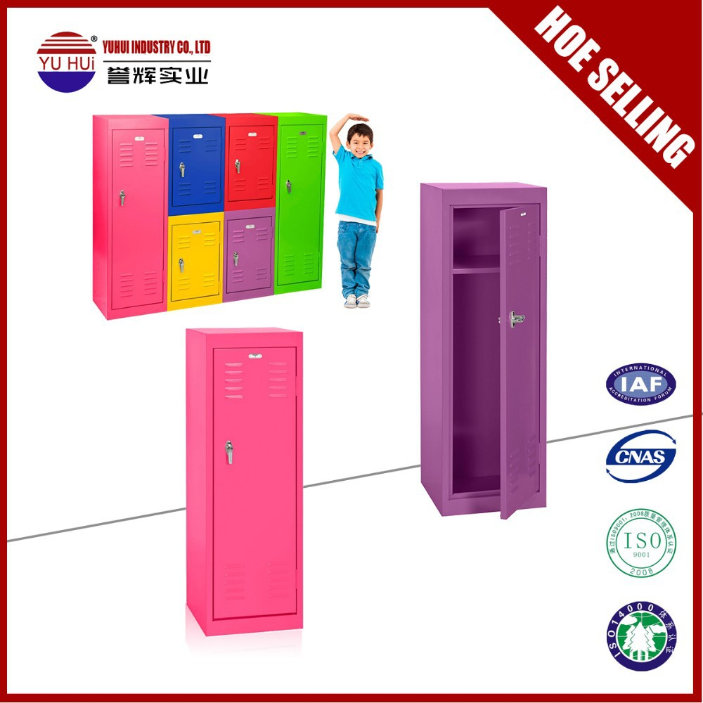factory production direct sale kids lockers for bedroom