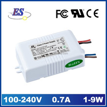 9W 700mA AC-DC Constant Current LED Driver