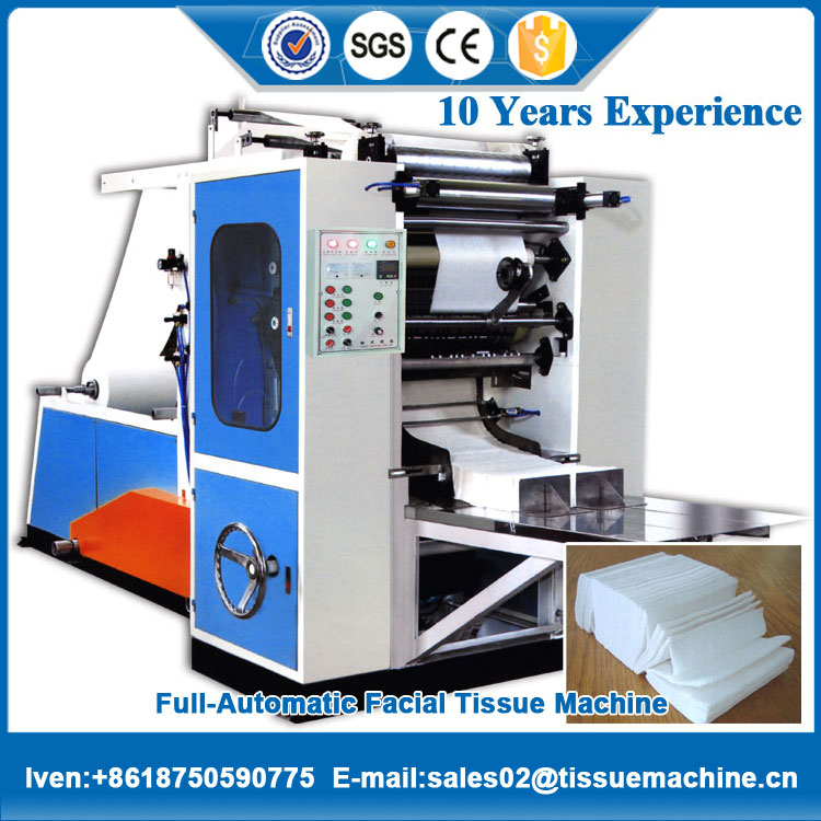 Making machine Box-drawing tissue paper equipment Manufacture