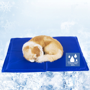 More Size Wholesale Manufacturer Factory Waterproof Large Summer Self Cool Summer Gel Pad Water Bed Pet Dog Cooling Mat For Dog