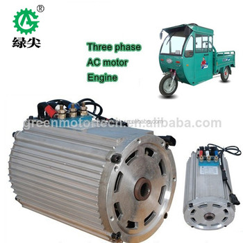 10kw electric car motor kit 72v hpm10kl electric for Electric car motor manufacturers