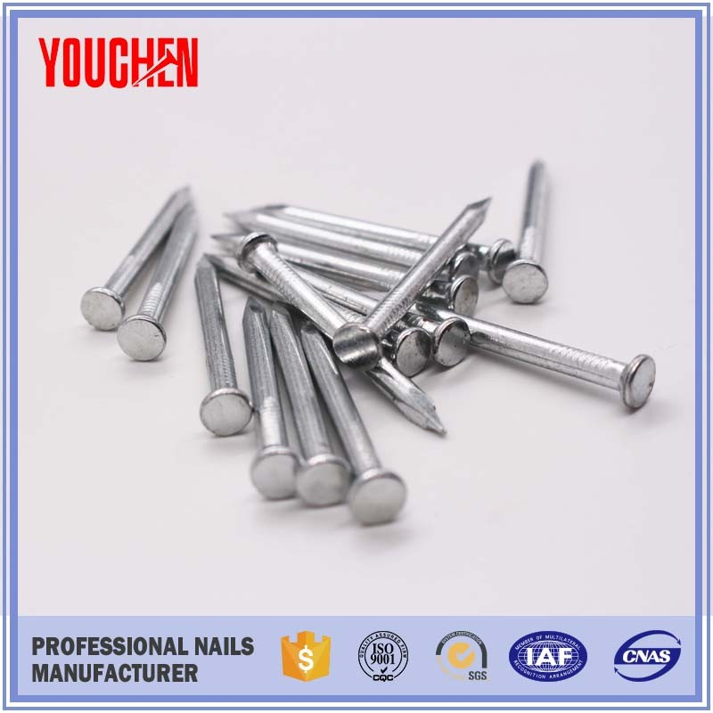 Supply high quality 1 inch to 6 inch steel common concrete nails