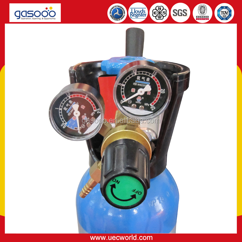 ISO9809 40L Gas Cylinder Meter Is Good For Sale