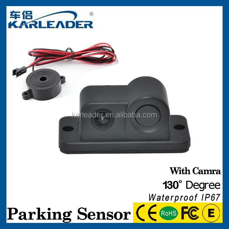 wire parking space sensor and the wireless router to detect them