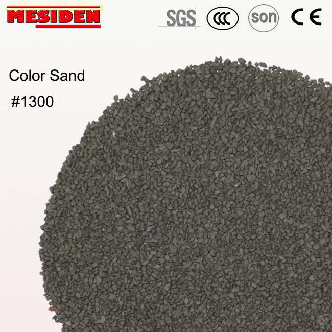 High Quality colored sand Sprayed on Color Stone Coated Metal Roof Tile