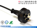 SAA lamp power cord AU power cord for lighting products
