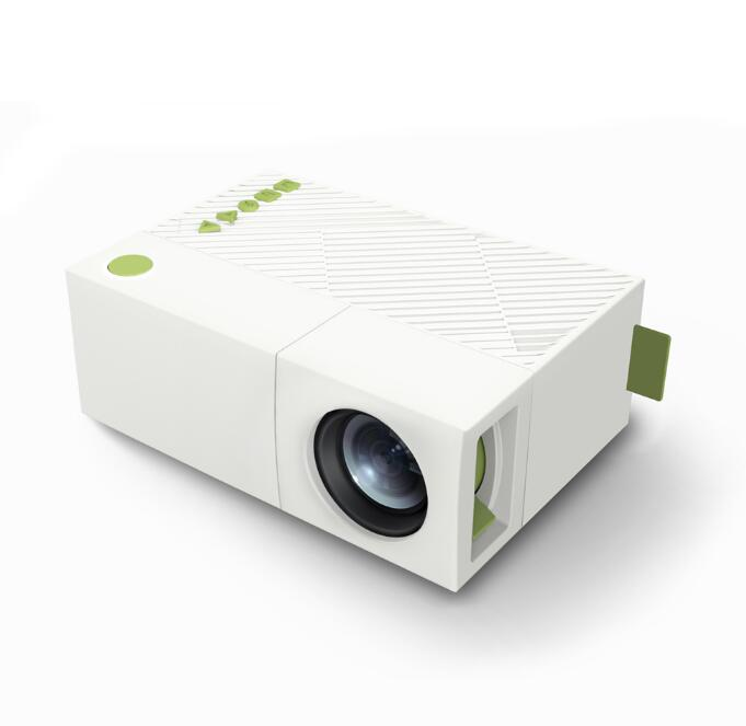 2018 Hot sale Gigxon - G19+ new best gift Mini projector 600 Lumens HD 1080P 3D cable tv to projectors