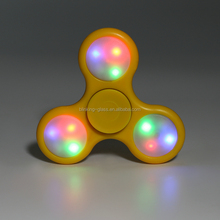 2017 Hot Sales coloful Hand Spinner Spin Toy Fidget Spinner fidget spinner with led lighting