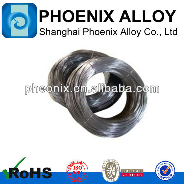 Cr20Ni30 nickel chrome alloy soft annealed wire