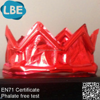factory crown foil balloon