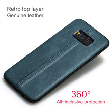 Best selling factory outlet retro case for Samsung S8 case for samsung galaxy s8 plus mobile phone case