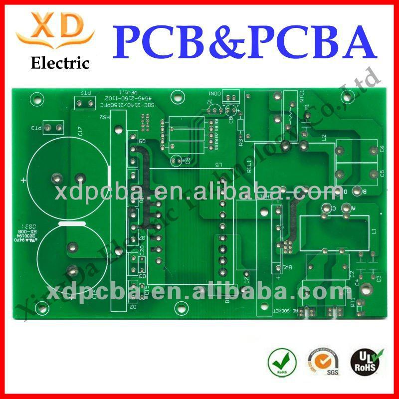 FR4 Multilayer hemodialysis machines Printed Circuit Board/Rigid PCB