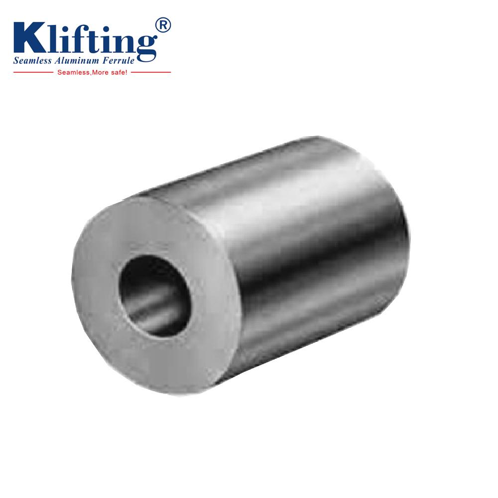 Round Aluminum Sleeve Wire Swaging Stop Ferrule - Buy Round Aluminum ...