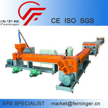 XPS Foam Board Line,extruder machine plastic,ps foam sheet extruder