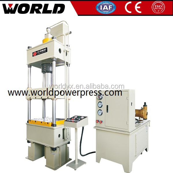 100ton 200 ton hydraulic press for solid forklift tire in Malaysia