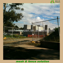 Outdoor Portable Temporary Construction Hording Fence