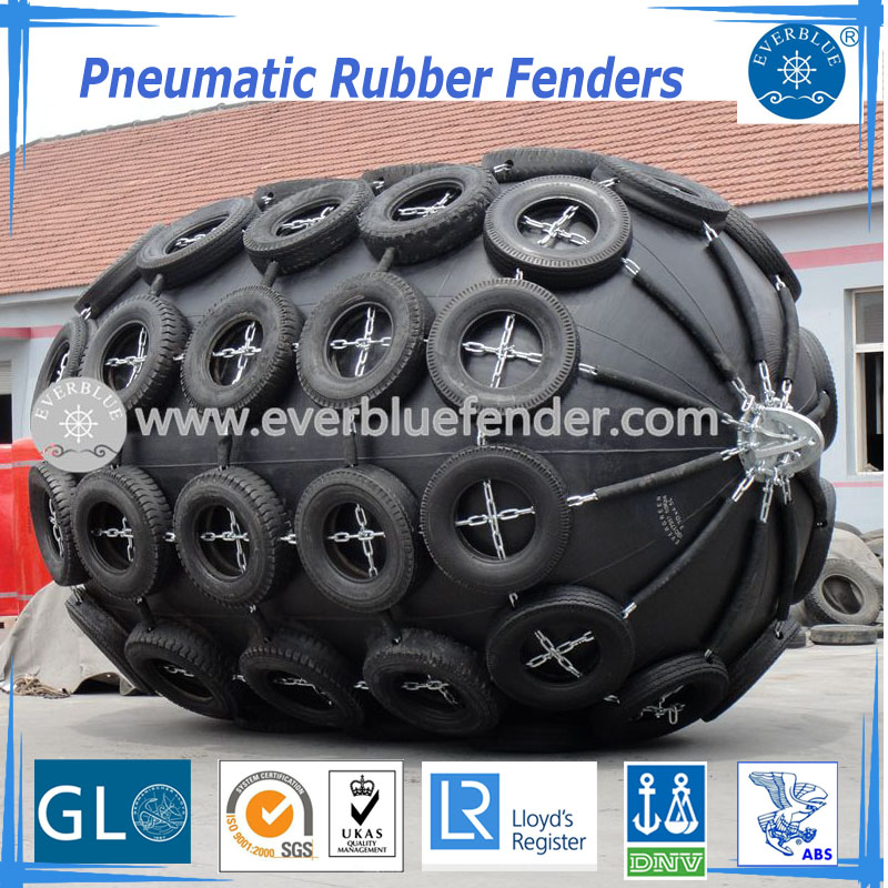 Good Service and High Quality CCS Certificate Marine Pneumatic Yokohama Rubber Fenders