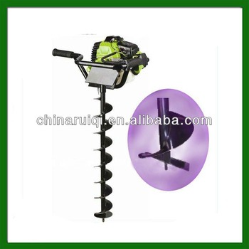 71cc power earth auger for plant