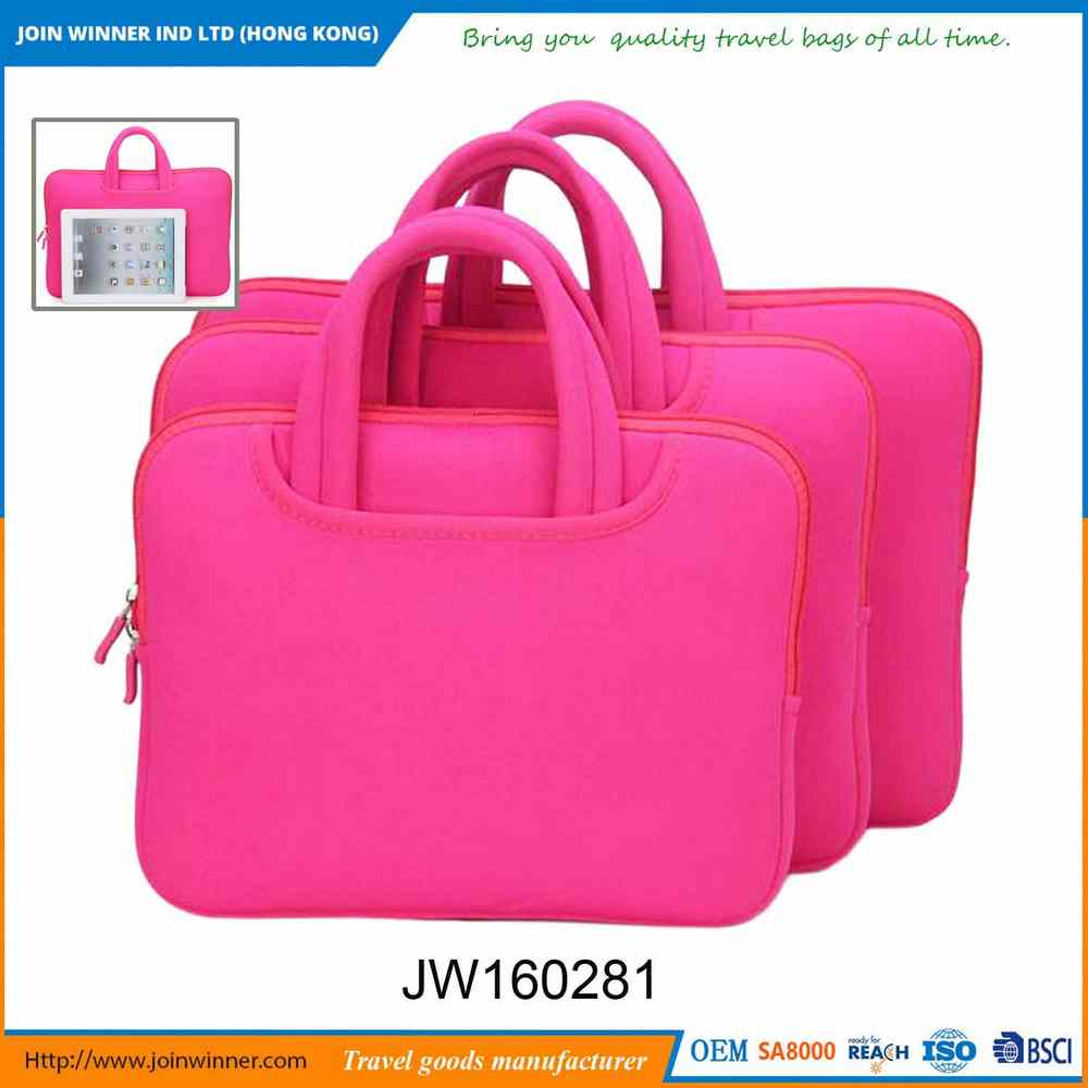 Great Style Name Brand Laptop Bag For Factory Wholesale