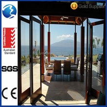 Competitive Price With Nice Appearance Exterior Folding Door FD-066