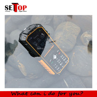 China 2.4inch triple sim card rugged mobile phone low cost gsm feature phone