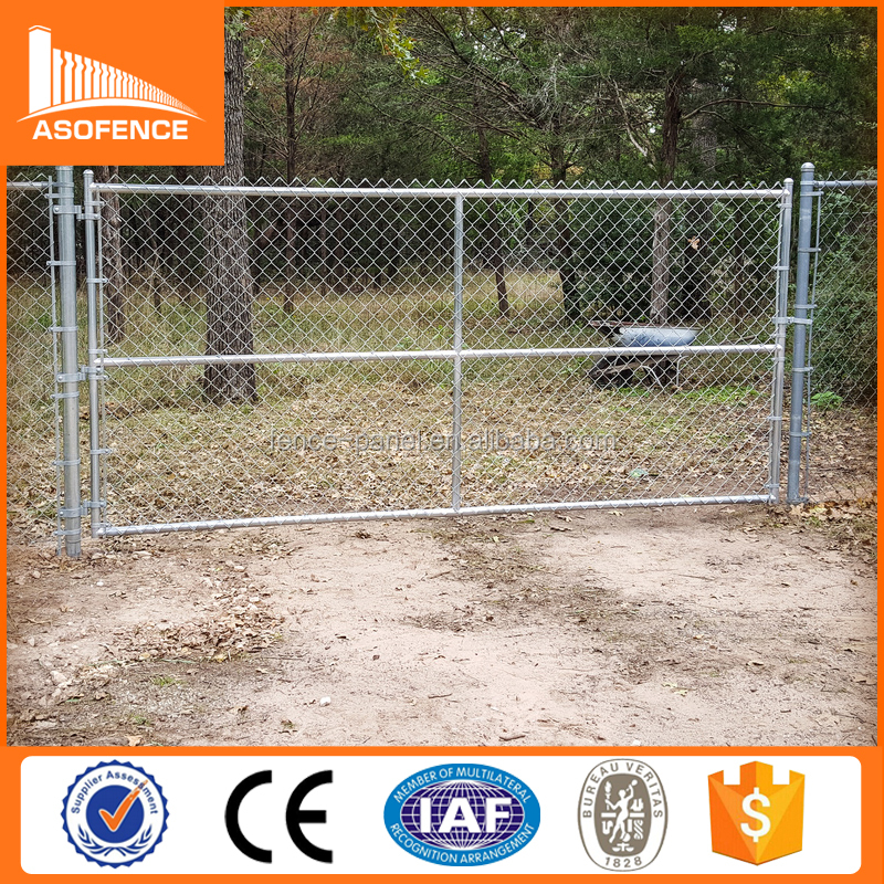 Chain Link Temporary and Permanent Fencing