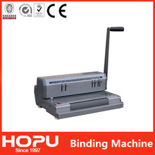 high quality low price binding machine coil binding machine spiral