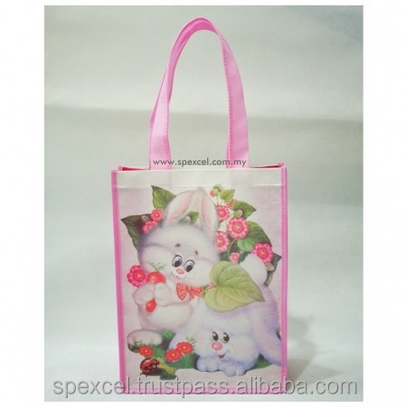 Non Woven Bag/ Eco-friendly Bag/ Custom Made design direct from Malaysia factory
