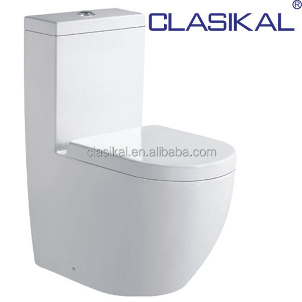 CLASIKAL fashion sanitary ware ,Environmental protection,washdown one-piece wc toilet