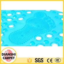 High Quality Wholesale Non-slip Pvc Custom Size Bath Rugs