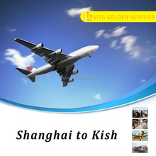 Air freight services form Shanghai to Kish(KIH)