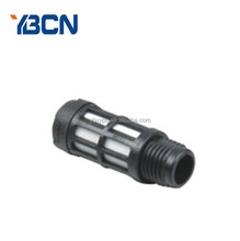 High Quality Plastic Exhaust Sliencer Muffler
