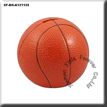 beautiful ceramic basketball coin bank
