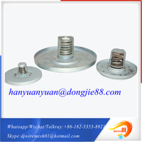 Cutting and Welding Products various surface treatments cartridge filter spare parts end cap