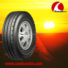 High-quality Chinese brand Roadsun truck tyres 13r22.5 radial tire 13r/22.5 truck tires