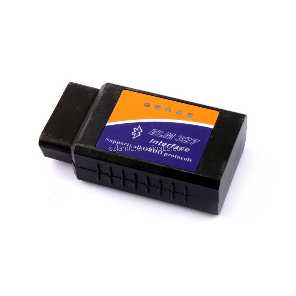 New ELM327 V2.1 OBD2 II Bluetooth Diagnostic Car Auto Interface Scanner