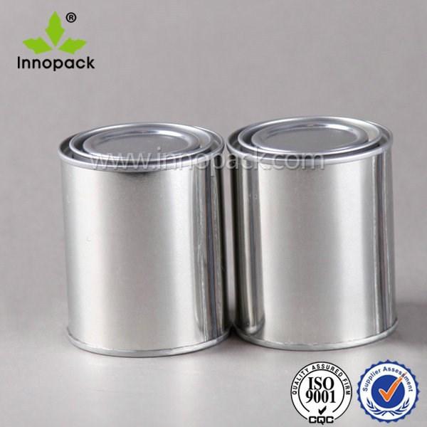 Mini small metal bucket small tin container for canned for Small tin containers
