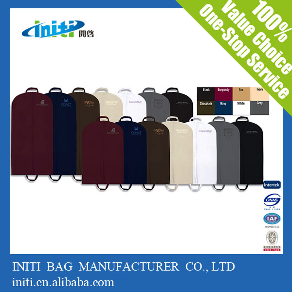 Best Selling High Quality Reusable Baby Garment Bag