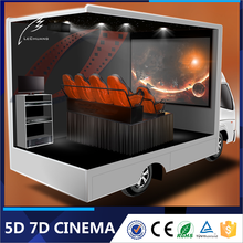 Smash Hit Simulator Game Machine Truck Mobile 5d Cinema