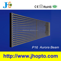 all in one building installation staticRGB 7500 cd brightness p16 led mesh