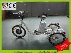 Finland new cargo trike big wheel trike