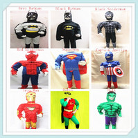 New Design Halloween Costumes Kids Boys Strong Muscle Superhero Costumes Child The Hulk Muscle Chest Party Carnival Costumes