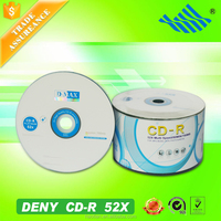 China top supplier grade A blank cd in bulk