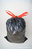 Disposable Emergency Draw Tape Bag Plastic Drawstring Garbage Bag For Hot Sale