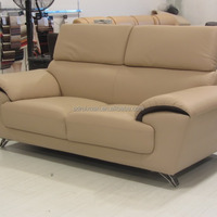 Modern Living Room Furniture Genuine Leather
