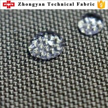 Waterproof abrasion resistant 1000D nylon oxford fabric with PU coating