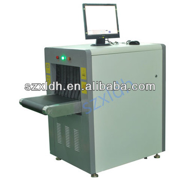 high security product super scanner X-ray baggage scanner XLD-5030A